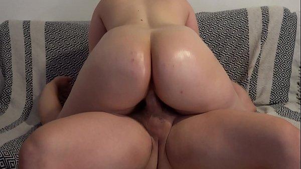 Porno e sexo amador com rabuda branquinha