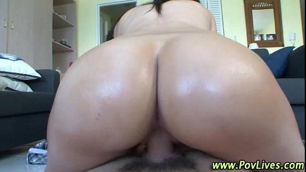 Sexo real amador com morena linda cuzuda