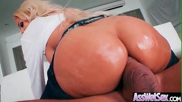Samba pornos anal com loira de cu grande