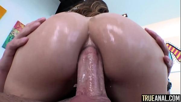 Mulher pelada branquinha viciada em anal